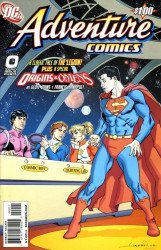 DC Comics's Adventure Comics Issue # 0