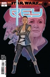 Marvel Comics's Star Wars: Age of Resistance - Rey Issue # 1