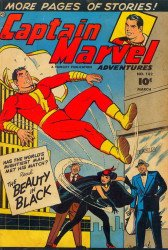 Fawcett Publications's Captain Marvel Adventures Issue # 142