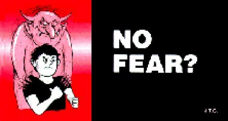 Chick Publications's No Fear? Issue nn