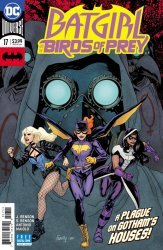 DC Comics's Batgirl and the Birds of Prey Issue # 17