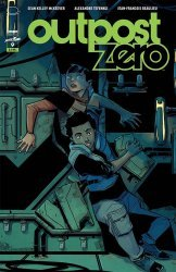 Image Comics's Outpost Zero Issue # 9