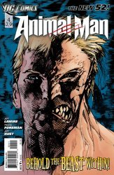 DC Comics's Animal Man Issue # 4