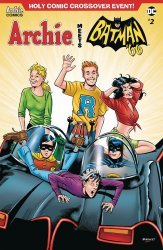 Archie Comics Group's Archie Meets Batman '66 Issue # 2b