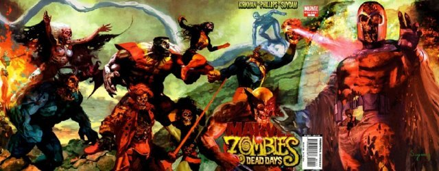 Marvel Comics's Marvel Zombies: Dead Days Issue # 1