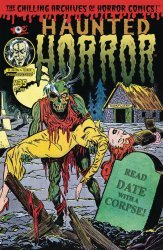 IDW Publishing's Haunted Horror Issue # 35