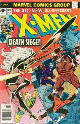 Marvel Comics's X-Men Issue # 103