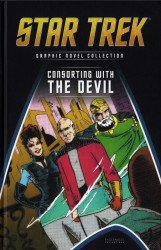 Eaglemoss Publications Ltd.'s Star Trek: Graphic Novel Collection Hard Cover # 79