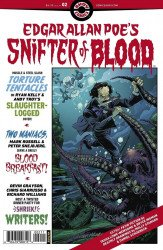 Ahoy Comics's Edgar Allan Poe's Snifter of Blood Issue # 2