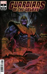 Marvel Comics's Guardians of the Galaxy Issue # 2d