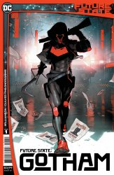 DC Comics's Future State: Gotham Issue # 1