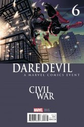 Marvel's Daredevil Issue # 6b