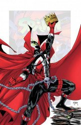 Image Comics's Spawn Issue # 301k
