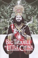 BOOM! Studios's Big Trouble In Little China: Old Man Jack Issue # 1b