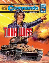 D.C. Thomson & Co.'s Commando: For Action and Adventure Issue # 5311