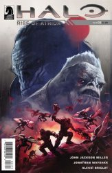 Dark Horse Comics's Halo Rise of Atriox Issue # 3