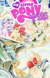 IDW Publishing's My Little Pony: Friendship is Magic Issue # 39c