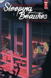 IDW Publishing's Sleeping Beauties Issue # 6