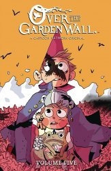 KaBOOM!'s Over the Garden Wall TPB # 5
