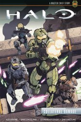 Dark Horse Comics's Halo: Collateral Damage Hard Cover # 1