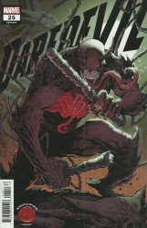 Marvel Comics's Daredevil Issue # 25b