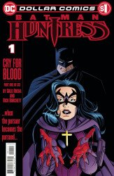 DC Comics's Batman / Huntress: Cry for Blood Issue # 1dollar comics