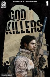 After-Shock Comics's Godkillers Issue # 1b