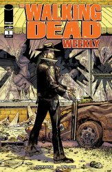 Image Comics's The Walking Dead Weekly Issue # 1