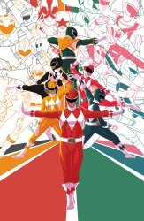 BOOM! Studios's Mighty Morphin Power Rangers Annual # 2018c