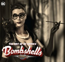 DC Comics's The Art of DC Comics Bombshells Hard Cover # 1