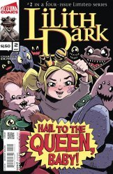 Alterna Comics's Lilith Dark Issue # 2