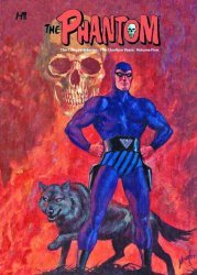 Hermes Press's The Phantom: Complete Series - Charlton Years Hard Cover # 5