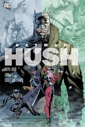 DC Comics's Batman: Hush  TPB # 1