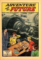 General Electric Company's Adventure into the Future Issue nn