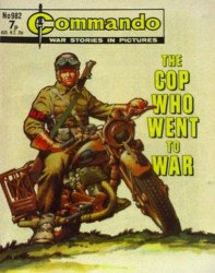 D.C. Thomson & Co.'s Commando: War Stories in Pictures Issue # 982