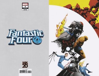 Marvel Comics's Fantastic Four Issue # 3f