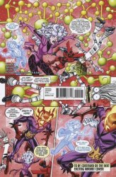 Marvel Comics's The Despicable Deadpool Issue # 290b
