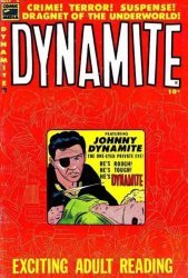 Allen Hardy Associates's Dynamite Issue # 8