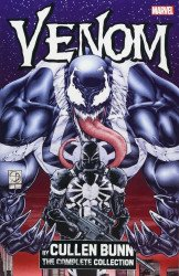 Marvel Comics's Venom by Cullen Bunn: Complete Collection  TPB # 1