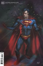 DC Comics's Action Comics Issue # 1021b