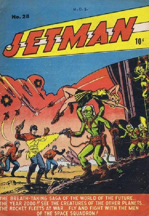 Jetman 28