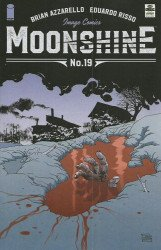 Image Comics's Moonshine Issue # 19