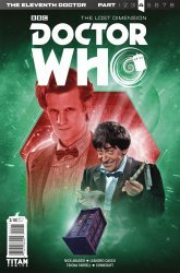 Titan Comics's Doctor Who: 11th Doctor - Year Three Issue # 10b