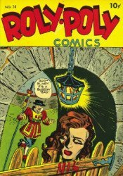 Green Publications's Roly Poly Comics Issue # 14