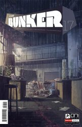 Oni Press's Bunker Issue # 17