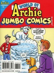 Archie Comics Group's World of Archie: Double Digest Magazine Issue # 76