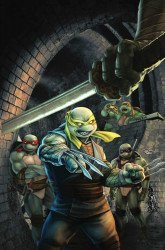 IDW Publishing's Teenage Mutant Ninja Turtles: Jennika II Issue # 1unknown