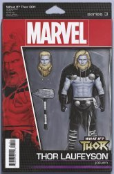 Marvel Comics's What If? Thor Issue # 1b