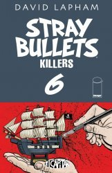Image's Stray Bullets: The Killers Issue # 6