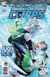 DC Comics's Green Lantern Corps Issue # 46